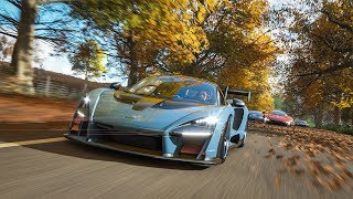 6 Minutes of Forza Horizon 4 on Xbox One X  - E3 2018