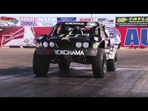 Baja Trophy Truck vs. Boss 302 and Raptor: HOT ROD Unlimited Episode 17