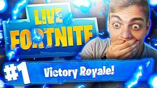 GIOCO CON VOI IN LIVE - FORTNITE BATTLE ROYALE ITA