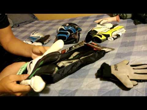 Review  de guantes de portero