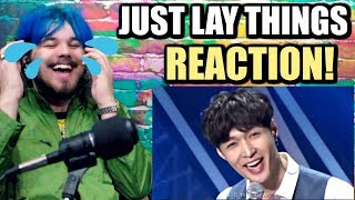 Just Lay Things | CUTE LAY TO SPICY HOT SLAY! | REACTION!!