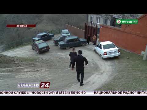 По Джейрахскому району пронесся ураган.