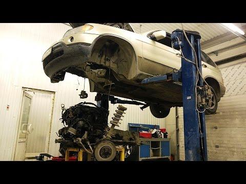 Разбираем BMW X5 целиком. Ремонт за 150 000