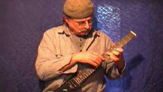Scarborough Fair  - Mathias Sorof on 6-string Tap Guitar