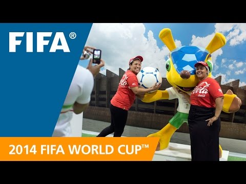 Coca-Cola Youth Program Overview 2014 FIFA World Cup™