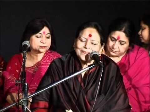 Savita Devi - Thumri.wmv