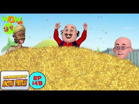 Motu Banega Don - Motu Patlu in Hindi WITH ENGLISH, SPANISH & FRENCH SUBTITLES thumbnail