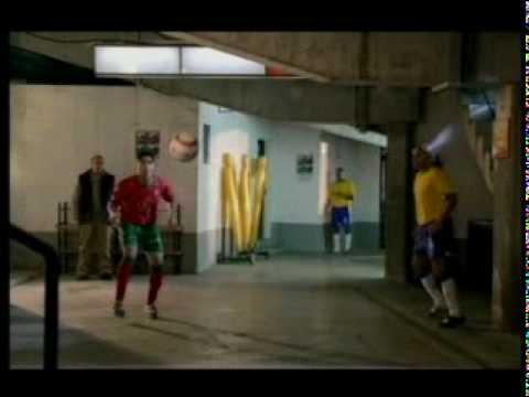 Nike - Ole Football Euro 2004