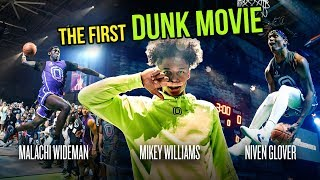"""I Have NEVER Seen That Before."" Mikey Williams, Niven Glover & More STAR In The Dunk Show Movie 😱"