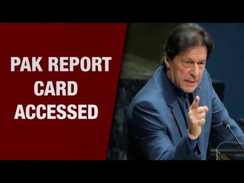 Pakistan report card accessed: Pak compliance on FATF recommendations |NewsX