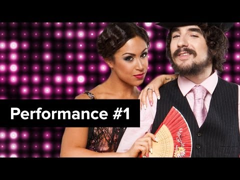 Steve Kardynals  Performance on D-Trix Presents Dance Showdown 3