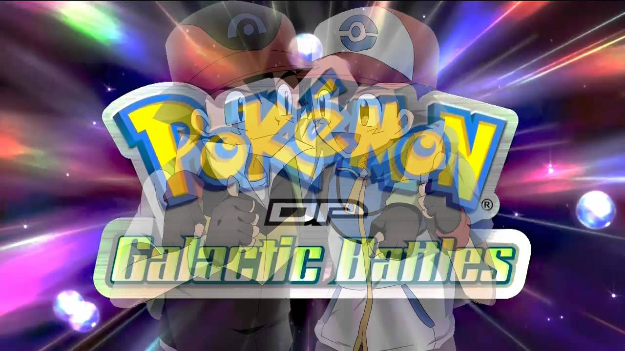 Pokemon Theme Song Lyrics Wallpaper Pokemon dp Galactic Battles