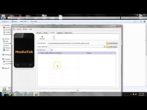 Flashing Cherry Mobile Flare S3 Power stock ROM