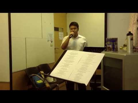 The way you look at me Cover by Nutt (singing class @kpn Ratchadapisek: Krupuum)