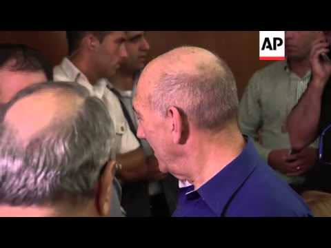 Israeli court sentences ex-PM Olmert to 6 years