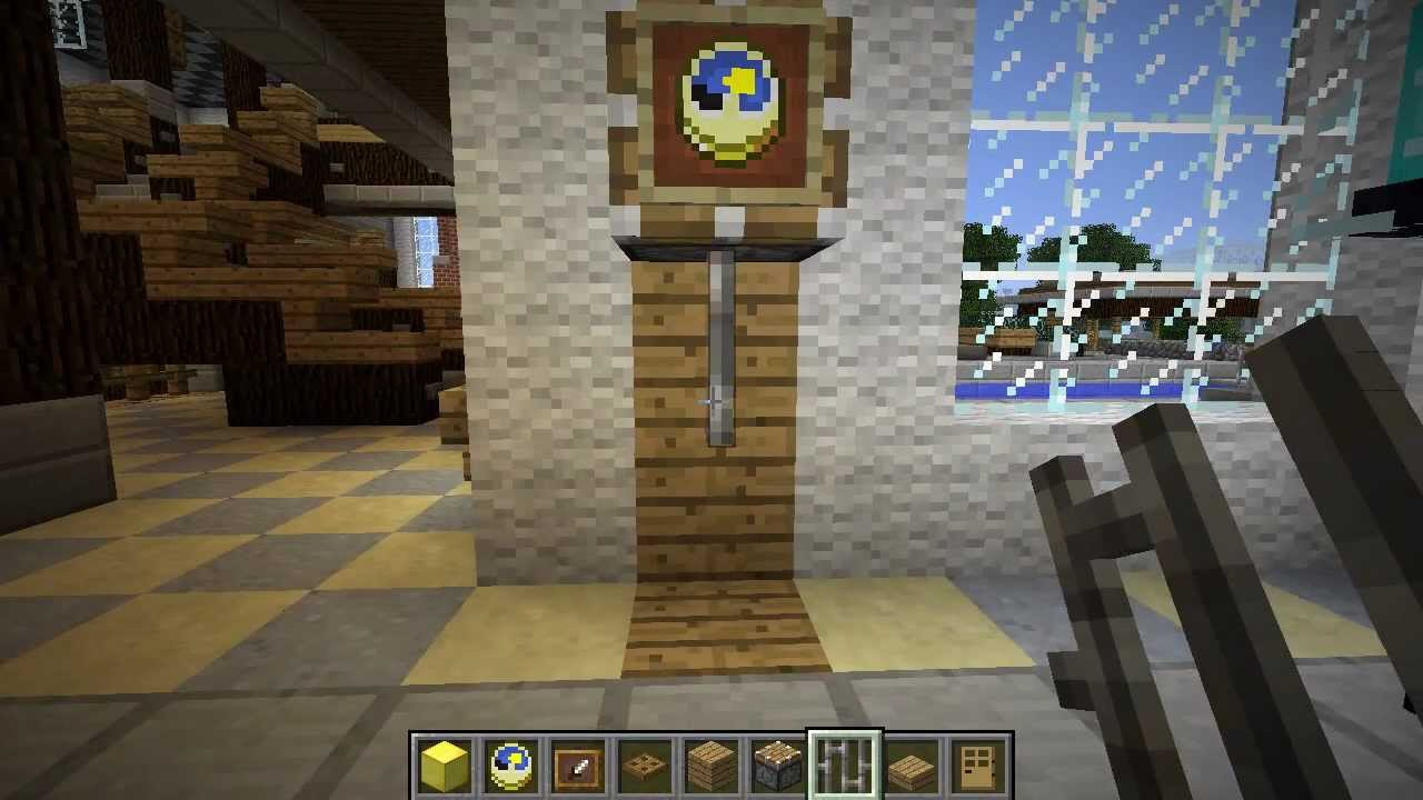 Minecraft Furniture 1 4 Update Youtube