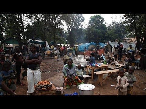 Bossangoa - Prophète Ngaïbona, displaced