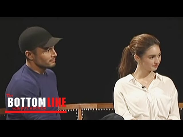 Derek, Coleen on what they have become because of their exes