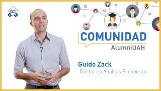 Comunidad AlumniUAH · Guido Zack