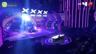 Arabs Got Talent -ناديا قزي- عرض النصف نهائيات