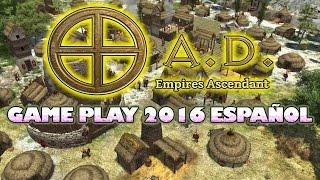 O.A.D [Estrategia][HD]Gameplay *El intento fallido Multi*