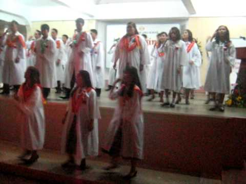 Don't Forget by Inah Marie Mirasol and the graduates of the St Rose of Lima School Bacolod City