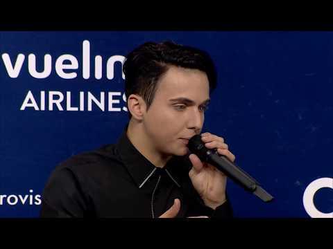 MELOVIN | Ucrânia | Meet & Greet | Eurovisão 2018