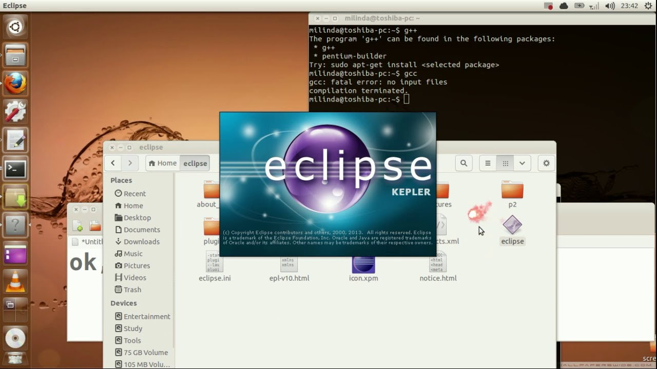 How To Install Eclipse Cdt And G C Gnu Compiler