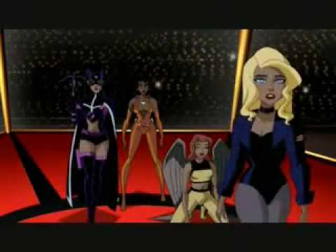 huntress best moments on justice league unlimited youtube