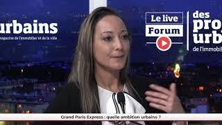 FPU LIVE - Grand Paris Express : quelle ambition urbaine ?