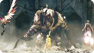 LEAGUE OF GODS Ultimate Trailer (2016) Jet Li Fantasy Movie