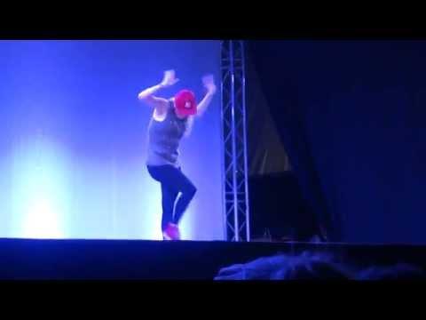 Laure Courtellement - 'house cleaning - mavado' at Breakcre8ionz 2013