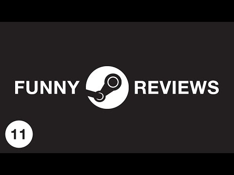 FUNNY STEAM REVIEWS 11 - THE WITCHER 3