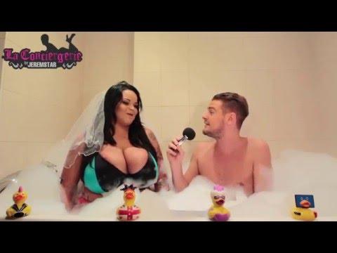 Sarah (Les Princes de l'Amour 3) dans le bain de Jeremstar - INTERVIEW