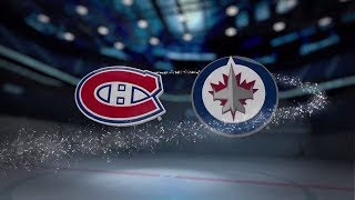 Montreal Canadiens vs Winnipeg Jets - November 04, 2017 | Game Highlights | NHL 2017/18. Обзор матча