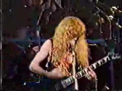 Megadeth-Hook In Mouth '88
