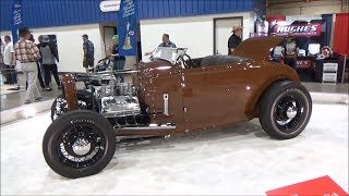 70th Annual Grand National Roadster Show (2019) - AMBR Contenders Building