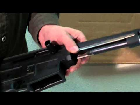 MKA 1919 Tooth and Nail forend install