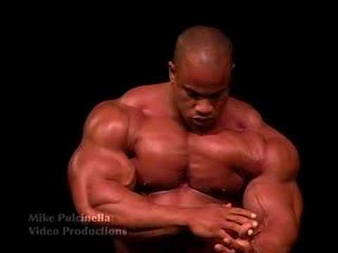 Victor Martinez Guest Posing Video