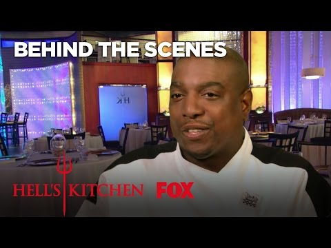 HELL'S KITCHEN | Season 13 Contestant: Sterling Wright | FOX BROADCASTING