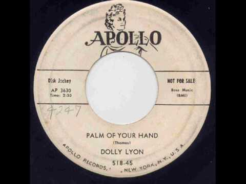 Thumbnail of video Dolly Lyon - Palm of your hand