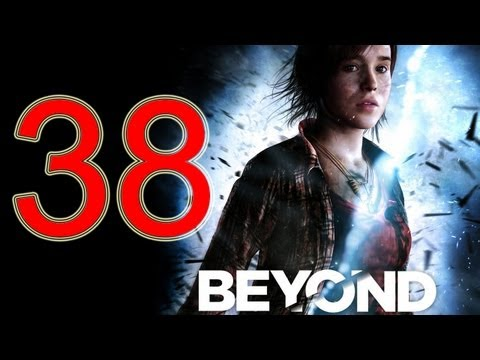 Beyond Two Souls DLC Walkthrough part 38 Downloadable content No Commentary Gameplay Let's play