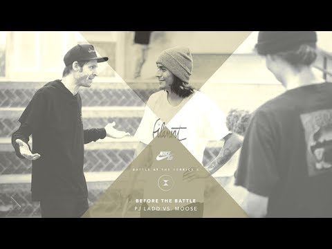 BATB X | Before The Battle: PJ Ladd vs. Moose
