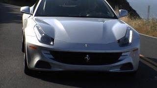 Car Tech - Ferrari FF