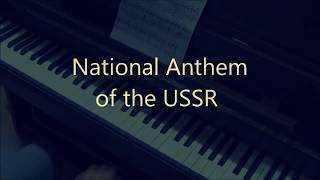 download lagu National Anthem Of The Ussr Piano Cover gratis