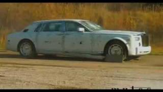 Rolls-Royce Phantom Destruction....!!!!
