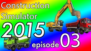 Construction Simulator 2015 - Career Multiplayer - EP:3