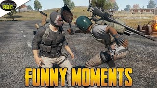 PUBG Funny Moments EP #2 | Best PUBG Fails & Funny Moments Compilation