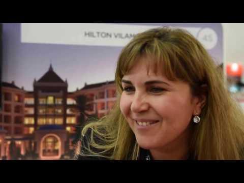 Amavel Guerreiro, sales marketing director, Hilton Vilamoura
