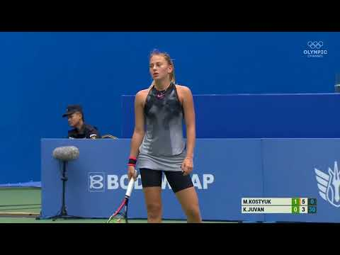 Марта Костюк - переможець ITF Junior Masters